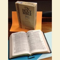 The Holy Bible   1611 Edition  KJV