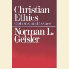 Christian Ethics- Options and Issues