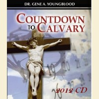 Countdown to Calvary 2012- The Audio MP3 CD