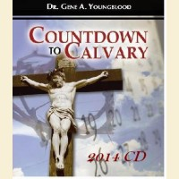 Countdown to Calvary 2014- The Audio MP3 CD