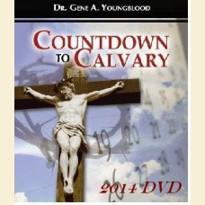 Countdown to Calvary 2014- The Video DVD