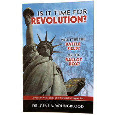 Is It Time For Revolution?