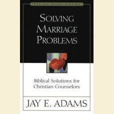 Solving Marriage ProblemsSolving Marriage ProblemsSolving Marriage Problems