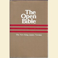 The Open Bible NKJV
