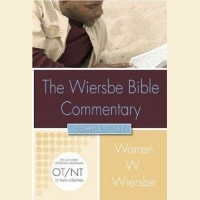 The Wiersbe Bible Commentary - Complete Set