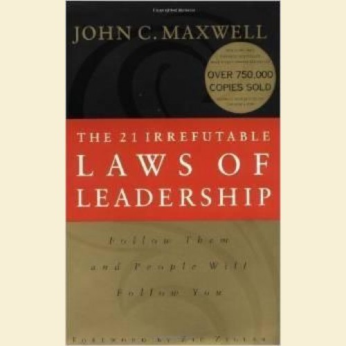 the 21 irrefutable laws of john According to law 21, the law of legacy this is a good reflection on your time leading others this law states: a leader's lasting value is measured by succession any leader will be talked about in the middle of all his doings, of course only a strong, revolutionary figure we will talked about years after.