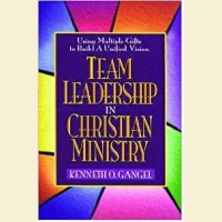 Team Leadership in Christian Ministry