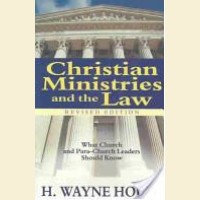 Christian Ministries and the Law