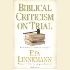 Biblical Criticism on Trial