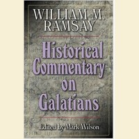 Historical Commentary on Galatians