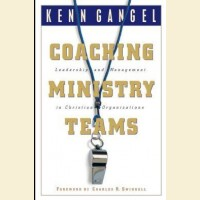 Coaching Ministry Teams